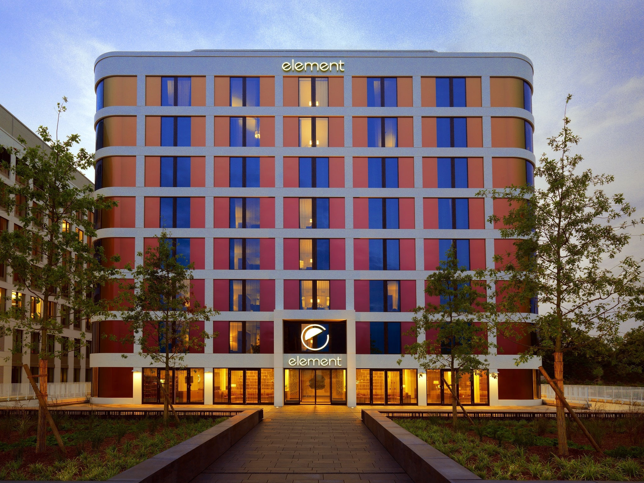 Element Frankfurt Airport Hotel Gateway Gardens
